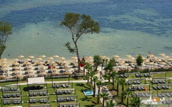 هتل پنج ستاره سون سیز سی لایت الیت؛ اقامتی فوق لاکچری در کوش آداسی، تصاویر